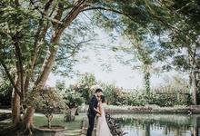 Alexa Prewedding Photoshoot by Jeanette Anandajoo