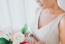 Yurie and eddie wedding by Jeanette Anandajoo