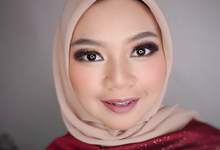 Puput's Engagement Makeup  by Makeupbyamhee