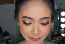 Engagement makeup test Ms. Nirbita by Makeupbyamhee