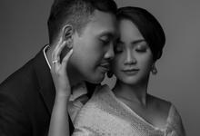Mela & Wayan Preweddinh by Makeupbyamhee
