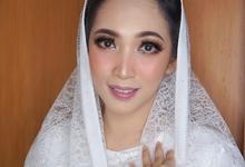 Soon to be Mrs. Adityo by Makeupbyamhee