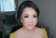 Mrs. Sandra by Makeupbyamhee