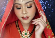 Koto Gadang Bride by Makeupbyamhee