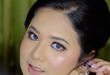 Bridesmaid Makeup for Ms. Ghina by Makeupbyamhee