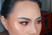 Glowing Makeup for Bridesmaid by Makeupbyamhee