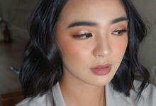 Makeup for Ms. Gitta Yunanda by Makeupbyamhee