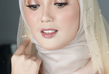 Akad Nikah -  Mrs. Aci by Makeupbyamhee