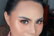 Glowing makeup for Mrs. Amalia by Makeupbyamhee