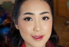 Bridesmaid makeup ms. wiryani by Makeupbyamhee
