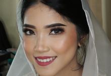 Makeup Pengajian Kak Keziah by Makeupbyamhee