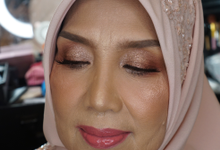 Mom of the Bride - Mrs Uli by Makeupbyamhee
