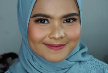 Natural look - Ms. Salsa by Makeupbyamhee