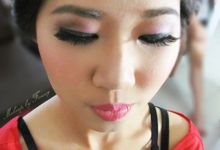 Close Up by Makeup by Fonny