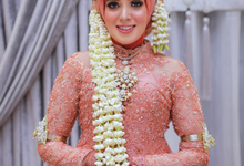 Akad Nikah by Makeupbysausan