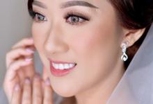 Wedding Makeup Ms. Melissa by makeupbyyobel