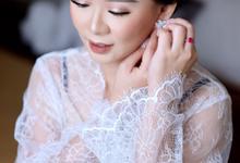 Wedding Makeup Ms. Maria by makeupbyyobel