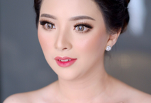 Bride Jessica ( Resepsi ) by makeupbyyobel