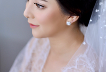 Bride Ms. Jessica ( Morning Look ) by makeupbyyobel