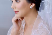Bride Ms. Jessica ( Morning Look ) by makeupbyyobel