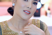 Makeup for kak Nindy by makeupbyyobel