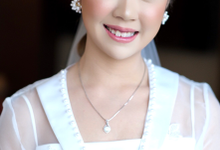 Wedding Makeup - Bride lusi - by makeupbyyobel