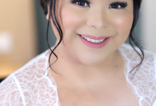 Wedding Makeup - Bride Renata - by makeupbyyobel
