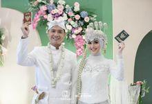 Wedding Enrilo & Delmira - 23 Jan 2021 by Tsamara Resto