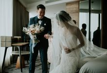 The Wedding of Dicky & Misye by Blooming Faith