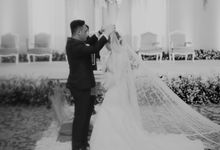 The Wedding Of Hizkia & Dea by Save The Date