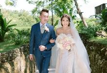 The wedding of Joni & Vina by Malaika Wedding Planner