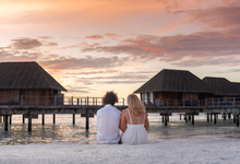 Dream wedding in Maldives  by Maldives wedding