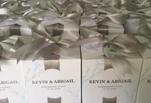 Kevin & Abigail wedding 12-3-2018 by Malone Souveniere