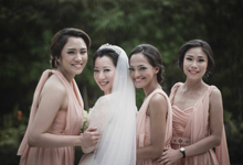 Lois & Clarice • Sweet Laces by MALVA Bridesmaids