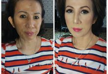 Family makeup by Novena Febriani MUA