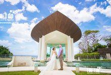 HILTON WEDDING - ANITA & GREGORY by Ido Ido Wedding