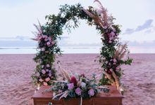 Wedding Decoration by Manarai Beach House
