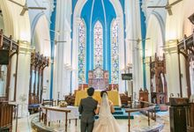 St Andrew's Cathedral Wedding by GrizzyPix Photography