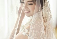 BEAUTIFUL BRIDE - MANDA by Andriani Dewi MUA