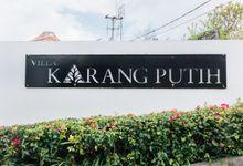 Karang Putih for Mandy & Aaron by Nagisa Bali