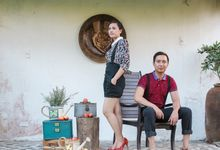 Joseph and Maan Engagement by Bryan venancio photography