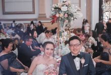 The Wedding of Hendrik & Audry by FROST Event Designer