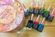Nail Art Color Gel Treatment by Stylemate Indonesia