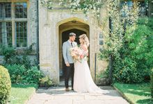 Quintessentially British Dorset Estate Wedding by Liz Baker Photography