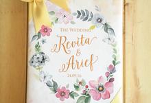 Revita & Arief by Marco Mario Souvenir