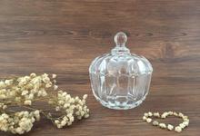 NEW!!! Crystal Jar by Marco Mario Souvenir