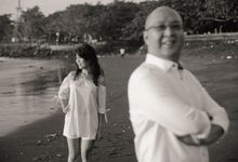Mardi & Desi Prewedding in Bali by EYECON Photography Bali