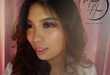 Longlasting Prewedding Makeup by Maretta Hana MUA