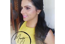 Makeup for Sangeet Ceremony by Maretta Hana MUA