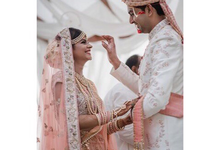 Wedding of Urvashi and Abhijeet Dadarkar by Maretta Hana MUA